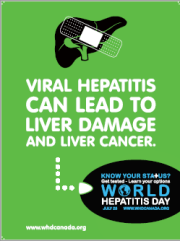 Viral Hep can lead too...
